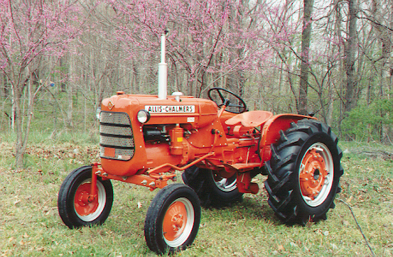 Allis Chalmers D10 Tractor